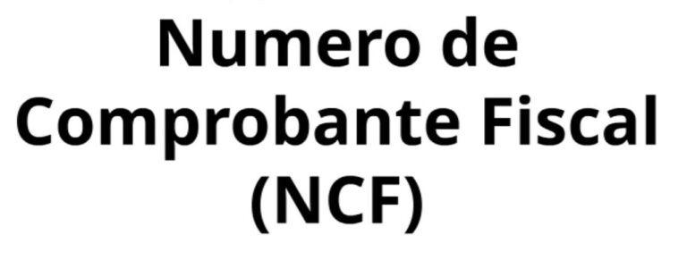 Comprobantes Fiscales en la República Dominicana