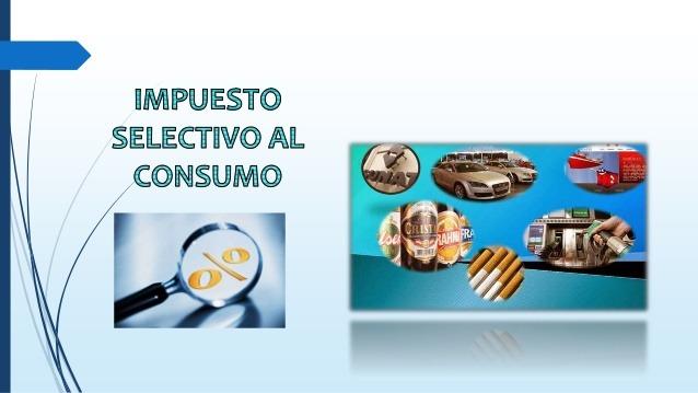 Impuesto Selectivo al Consumo (ISC) en la República Dominicana