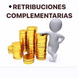 Impuesto Sustitutivo Sobre Retribuciones Complementarias.